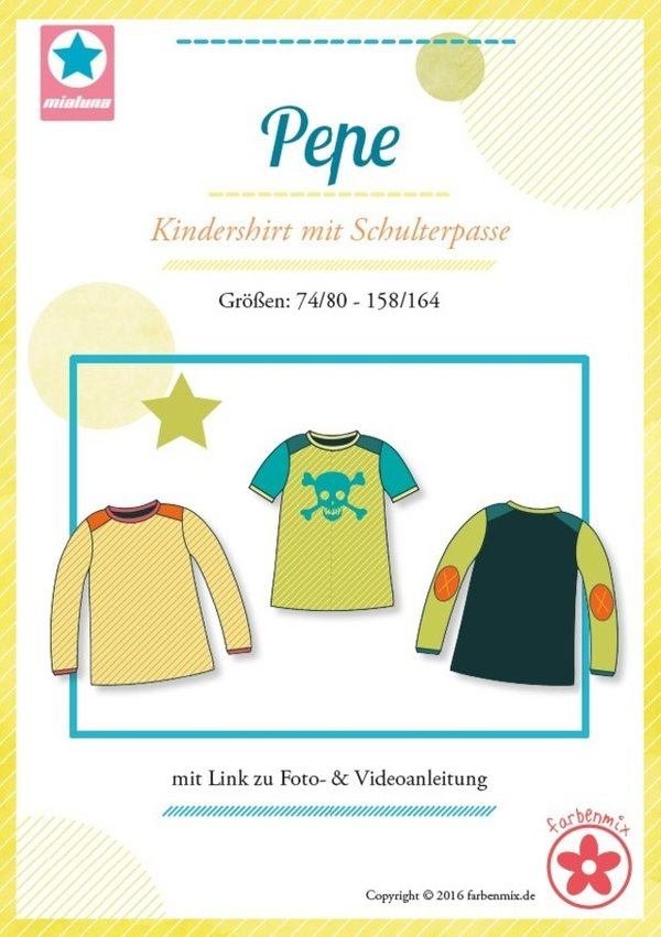 Pepe - Kindershirt